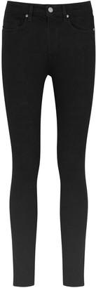 Paige Hoxton Transcend black skinny jeans