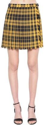 Polo Ralph Lauren Tartan Wool Skirt