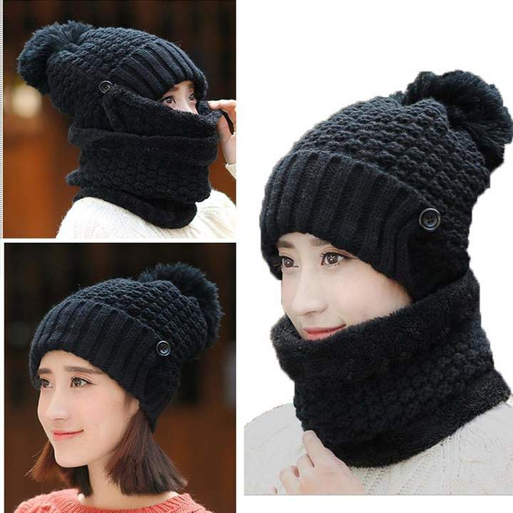 c672ccec8c81a0 Winter Hats With Scarf - ShopStyle Canada