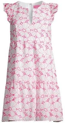 Lilly Pulitzer Keila Floral Mini Dress