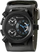 Nemesis Men's KIN080KL Elegant 3-Zone Watch