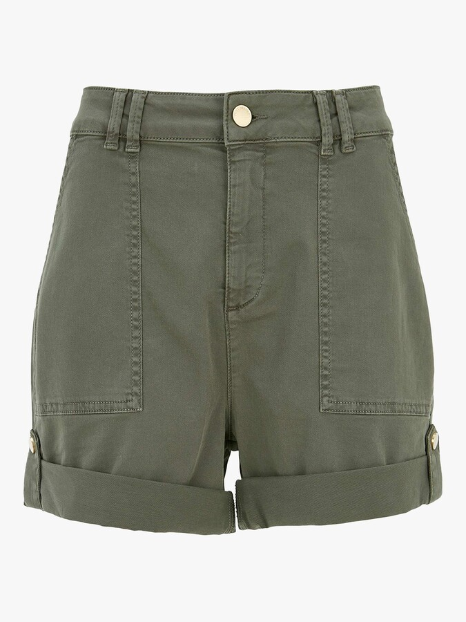 Thumbnail for your product : Mint Velvet Utility Chino Shorts