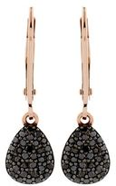 Links of London Hope Black Diamond Drop Earrings