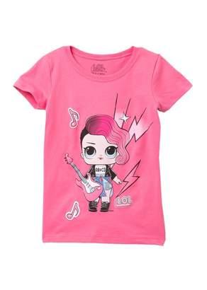 Freeze L.O.L Surprise! Guitar T-Shirt (Little Girls)