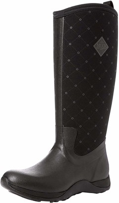 Muck Boots Womens Arctic Adventure (Quilted Print) Wellington Boots