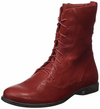 Think! Ankle Boot Agrat_3-000034 Womens Red 7 UK