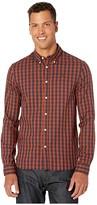Scotch & Soda Regular Fit Classic BB Check Shirt (Combo B) Men's Clothing