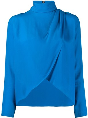 Roseanna Coline layered effect blouse