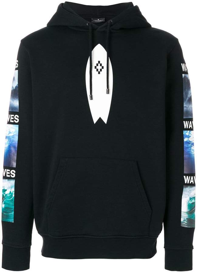 Marcelo Burlon County of Milan Surf hoodie