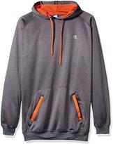 Russell Athletic Men's Big and Tall Solid Performance Fleece Hoodie Sweatshirt