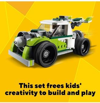 Lego 31103 Rocket Truck - Off Roader - Quad Bike