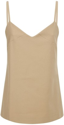 Max Mara Stretch Cotton Top