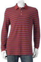 Croft & Barrow Men's Classic-Fit Yarn-Dyed Striped Polo