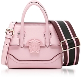 Versace Palazzo Empire Pink Leather Mini Handbag