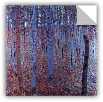 ArtWall Beeche Forest Removable Wall Art Mural