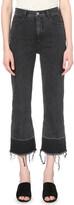 Rachel Comey Legion wide released-hem high-rise jeans