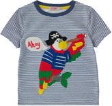 Cath Kidston Little Stripe Parrot T-Shirt