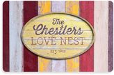 Nest Premium Comfort by Weather GuardTM Love 22-Inch x 31-Inch Kitchen Mat