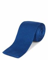 Jaeger Silk Knitted Slim Tie