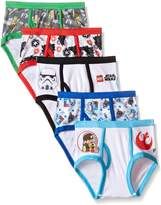 Star Wars Big Boys' Lego 5 Pack Underwear Brief