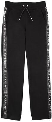 Givenchy Logo Side Print Sweatpants