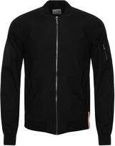 Nudie Jeans Alexander Bomber Jacket Black
