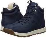 Lacoste Urban Breaker 419 1 (Navy/Off-White) Men's Shoes