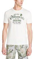 Lucky Brand Men's St. Patrick's Day Irish Pub Graphic T-Shirt