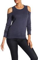 Stateside Cold Shoulder Sweatshirt