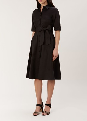 Hobbs Tyra Fit And Flare Dress