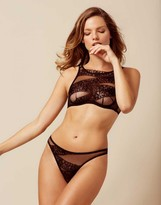 Agent Provocateur Angelica Thong Black