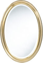 One Kings Lane Wall Mirror, Aged Gold