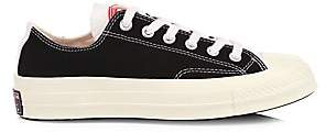Converse Logo Play Chuck 70 Low-Top Sneakers