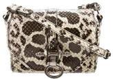 Givenchy Python Obsedia Crossbody Bag