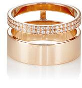 Repossi Women's Berbère Module Double-Band Cage Ring