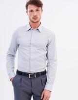 Armani Collezioni Classic Fit Cotton Shirt