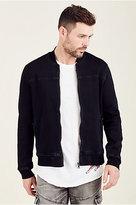 True Religion Moto Varsity Mens Jacket