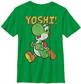 Fifth Sun Kelly Green Super Mario 'Yoshi!' Tee - Youth