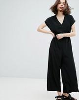 Monki Wide Leg Jumpsuit