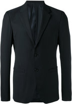 Wooyoungmi formal classic blazer - men - Silk/Polyester/Viscose/Wool - 52