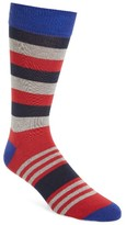 Ted Baker Men's Stripe Socks