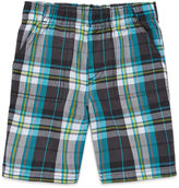 Okie Dokie Plaid Shorts - Toddler Boys 2t-5t