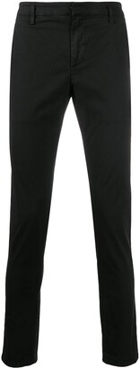 Dondup Mid-Rise Tapered-Leg Chinos
