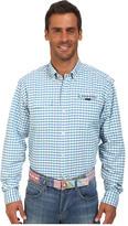 Vineyard Vines Tarpon Gingham Harbor Shirt