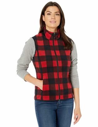 Amazon Essentials Full-zip Polar Fleece Vest Jacket