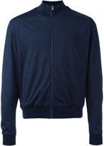 Corneliani zipped lightweight jacket - men - Polyamide/Virgin Wool - 48