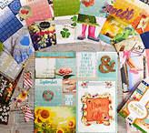 BoBunny Bo Bunny Calendar Paper Bundle with Stacks &Embellishments