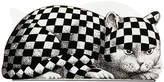 Fornasetti High Fidelity Magazine Rack - Black / White