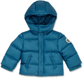 Marie Chantal Marie-Chantal Teal Down Filled Jacket - Baby