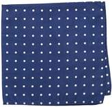 Tommy Hilfiger Men's Open Dot Pocket Square